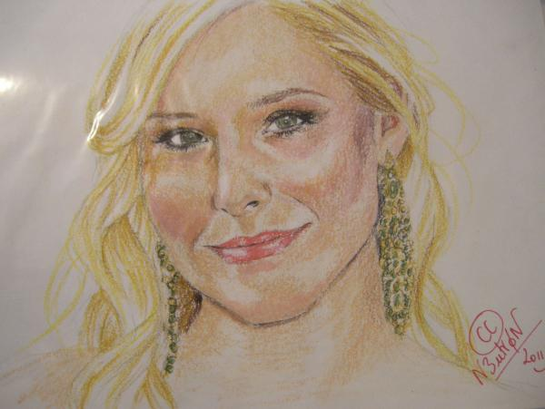 Kristen Bell by jumellecc